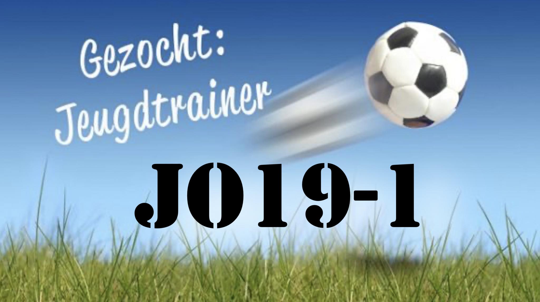 CKC JO19-1 zoekt trainer